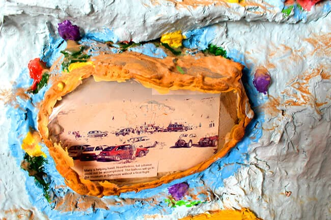 Treasures at Salvation Mountain