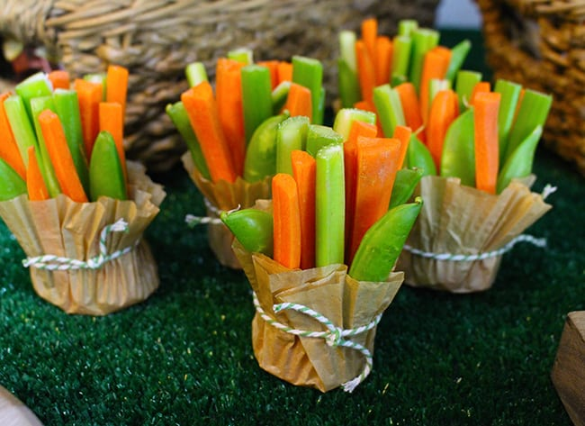 Vegetable Appetizer Ideas