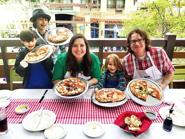 Family Pizza Restaurant