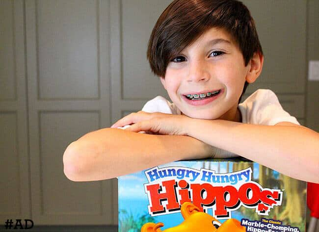 Hungry-Hippos-Game #ad