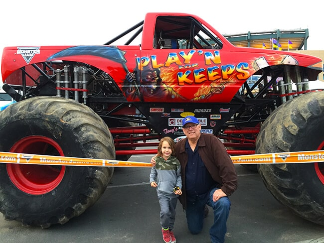Play N Keeps Monster Jam