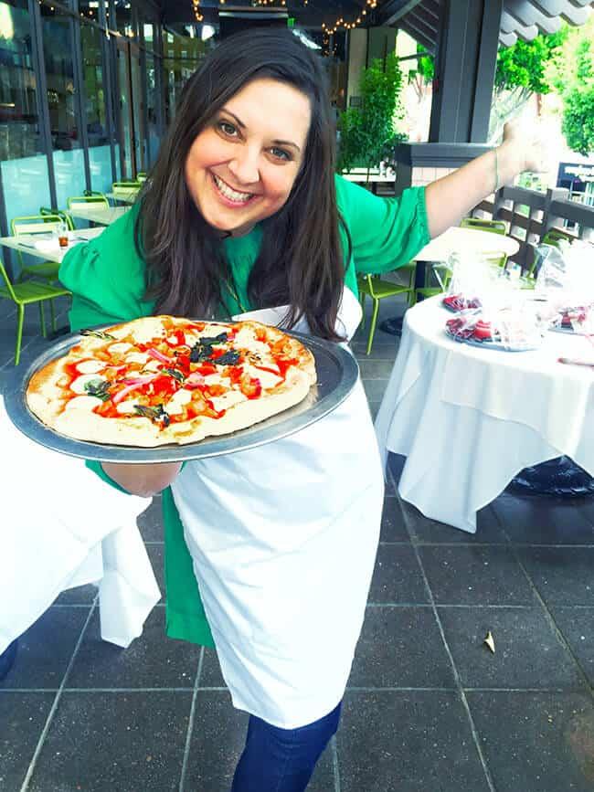 Popsicle Blog Makes Pizza