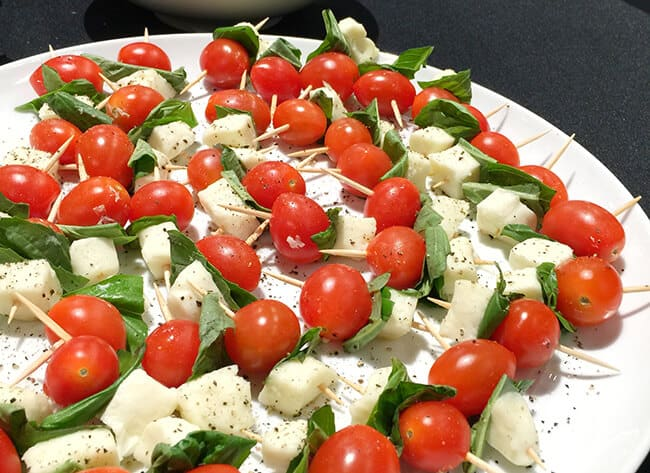 Whole Foods Market Brea Caprese Salad