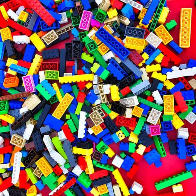 Bunch of Legos