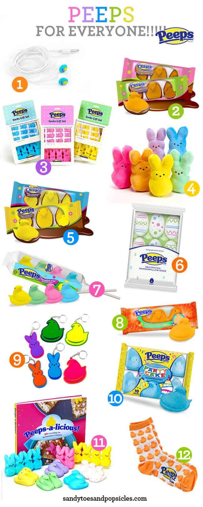 Fun Peeps Gifts for Everyone