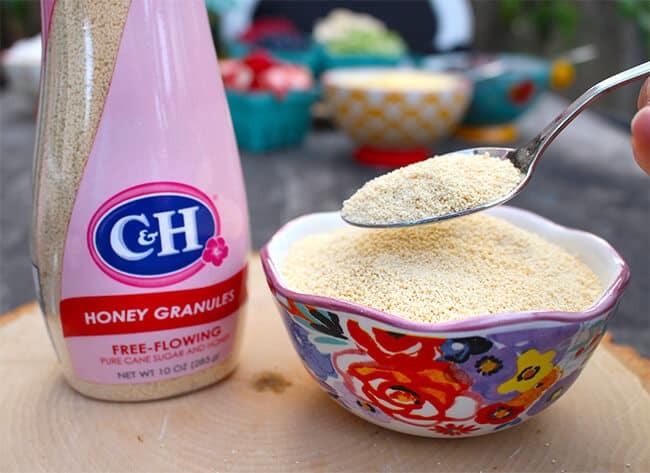 Honey Granules