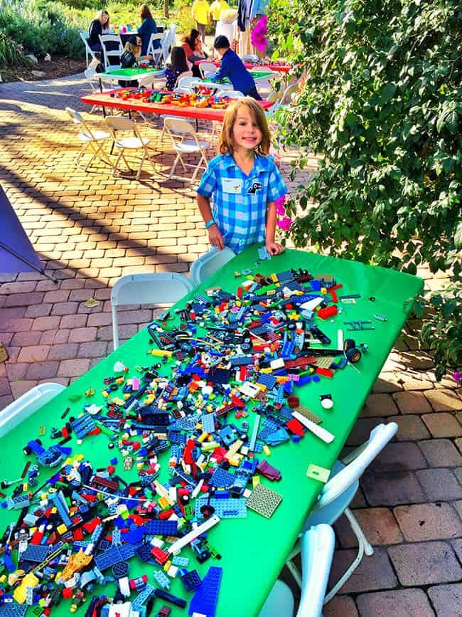 Lego Fun in Los Angeles