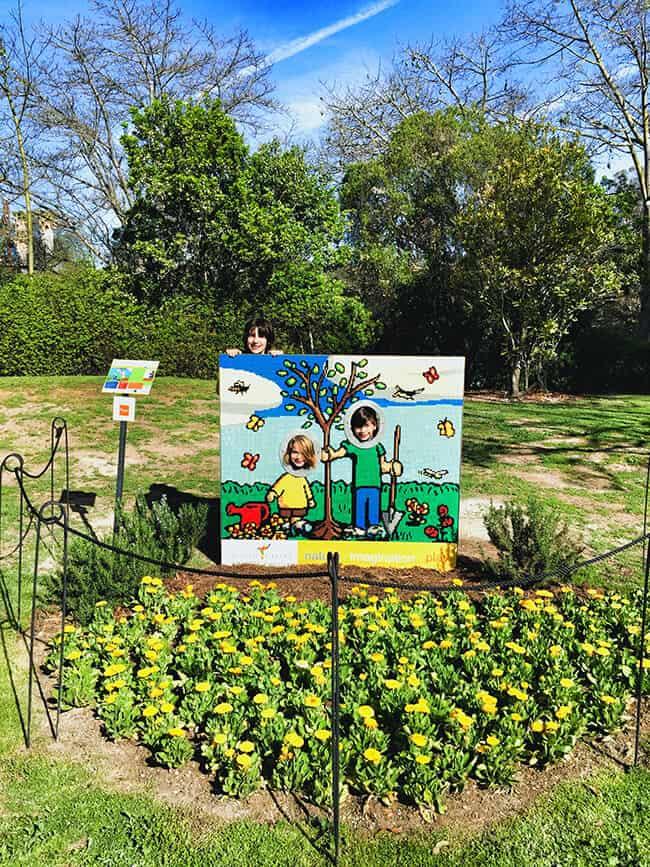 South Coast Botanic Garden Lego fun