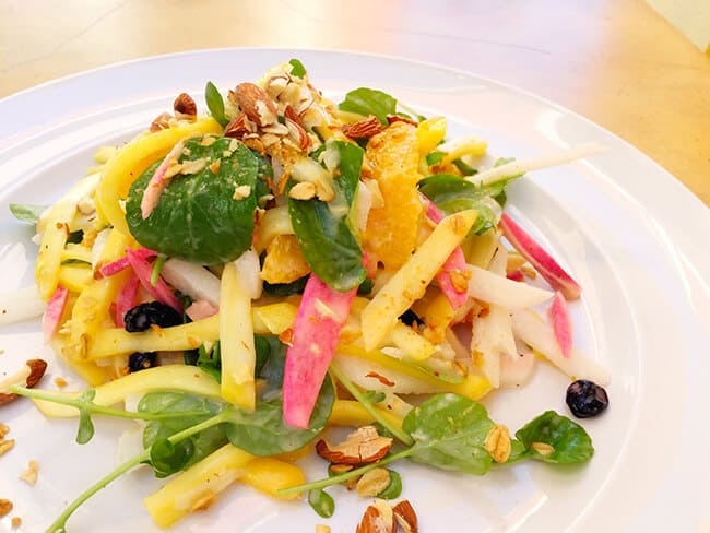 Tortilla Jo's Apple Spring Salad