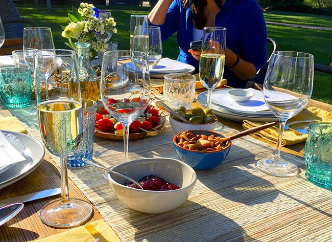 beautiful dinner party ideas with aldi food popsicle blog