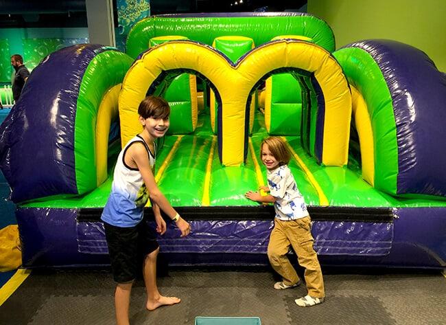 Bubblefest Bounce House