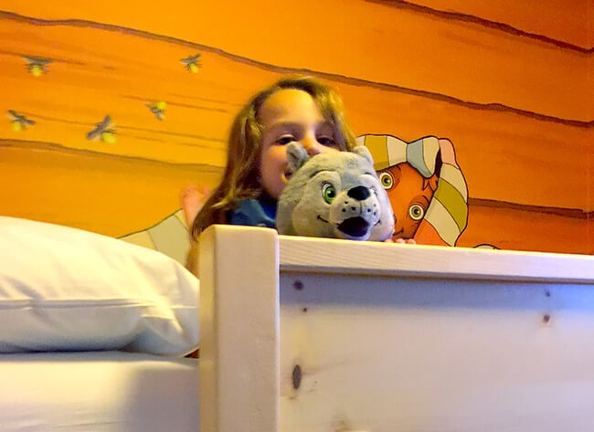 Great Wolf Lodge Bunk Beds