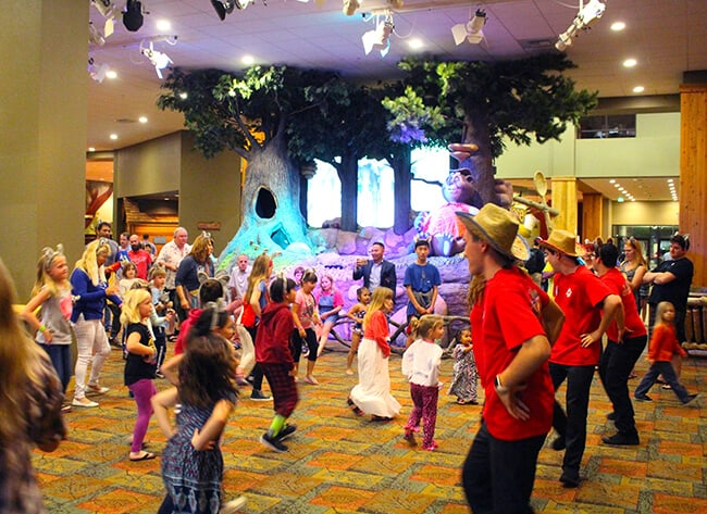 Great Wolf Lodge Dance Party