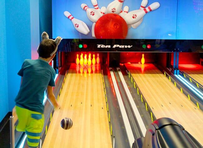 Ten Paw Bowling