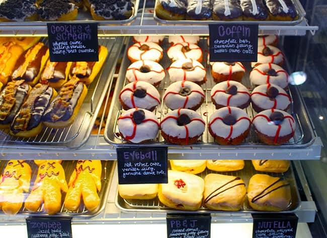 Zombee Donuts in Fullerton