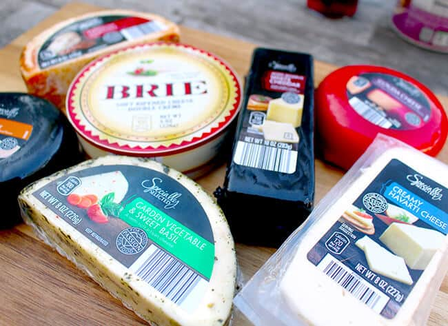 ALDI Gourmet Cheese