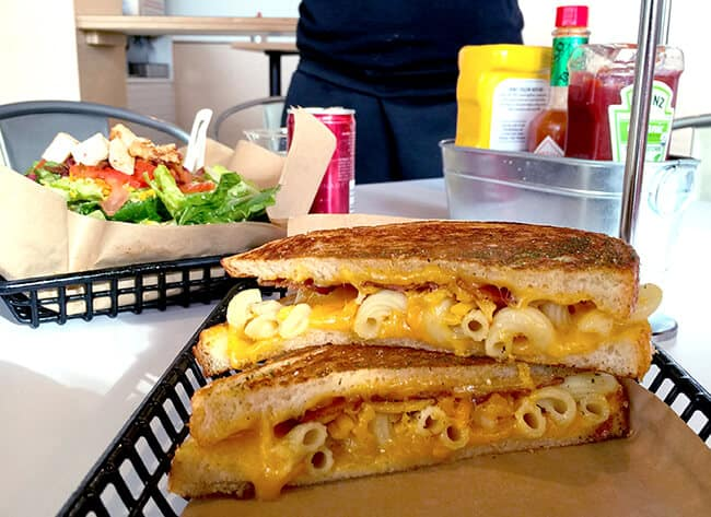Best Grilled Cheese in Orange County