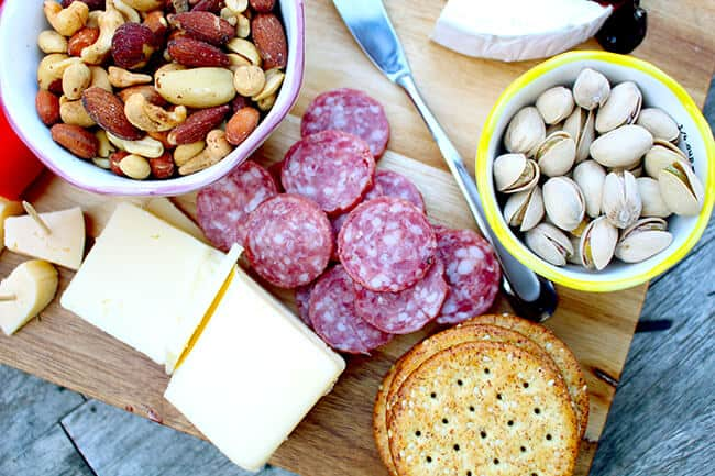 How to Make a Cheese Platter at ALDI