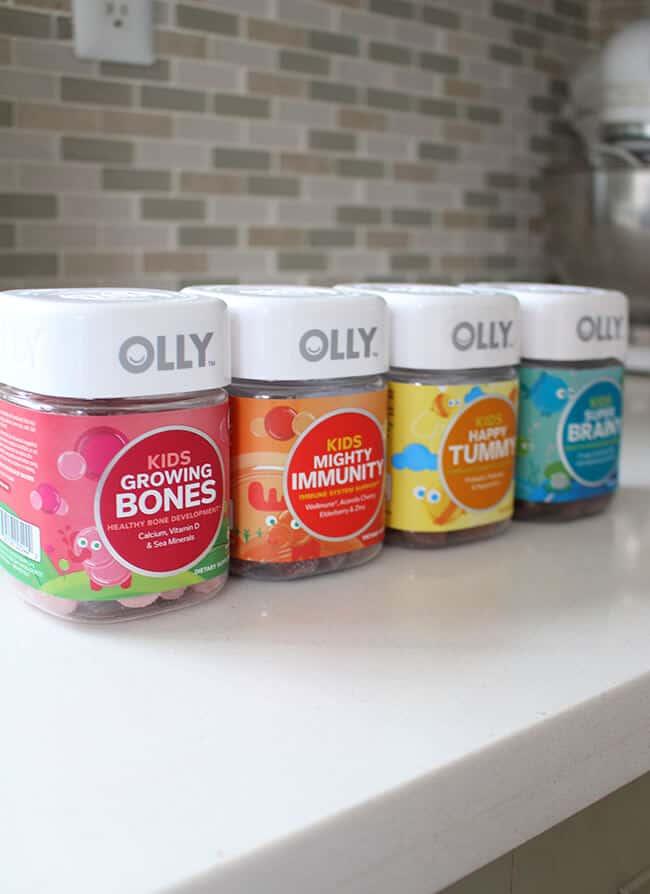 Olly Brand Vitamins for Kids