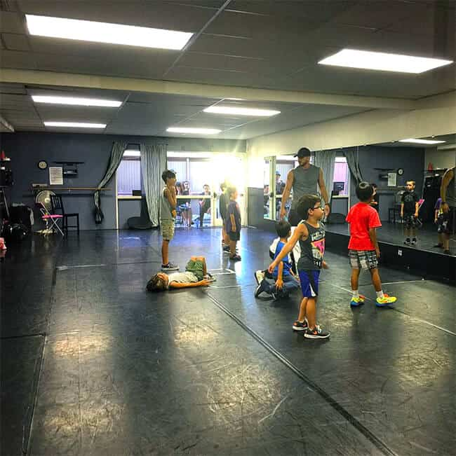 Anaheim Hills Dance Class for Boys