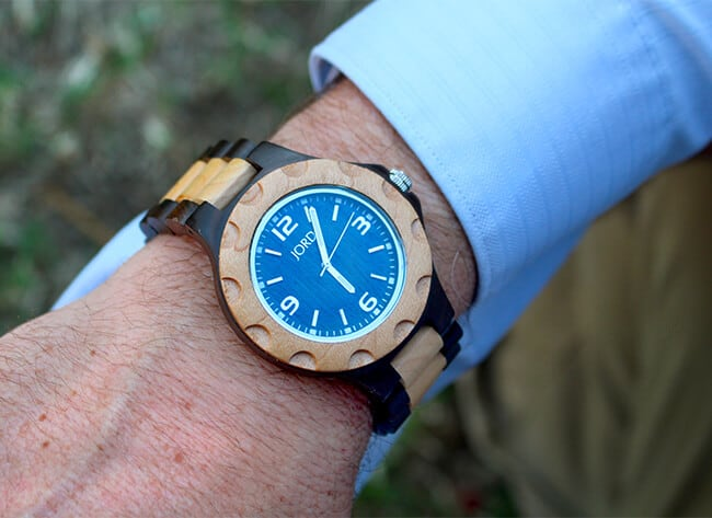Best Wood Watches for Men