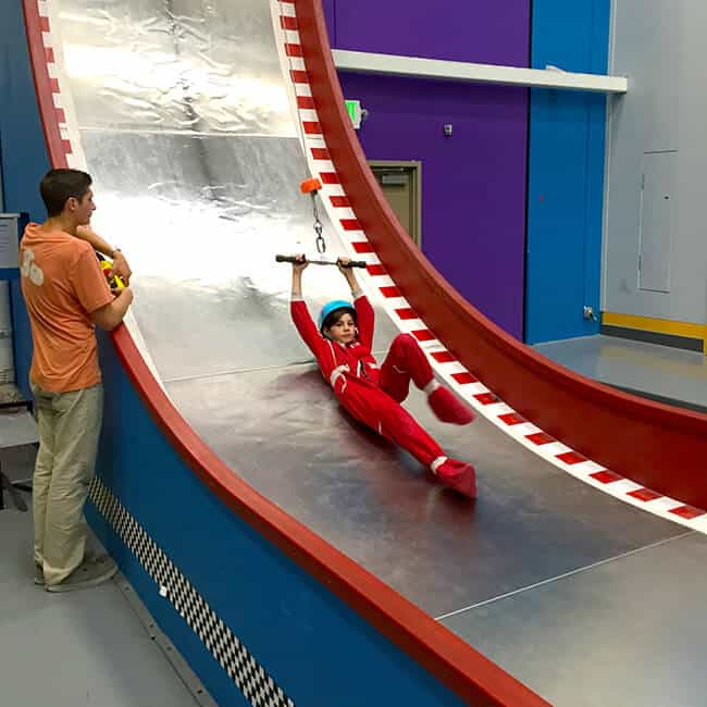 Fun Slides for Kids in Orange County