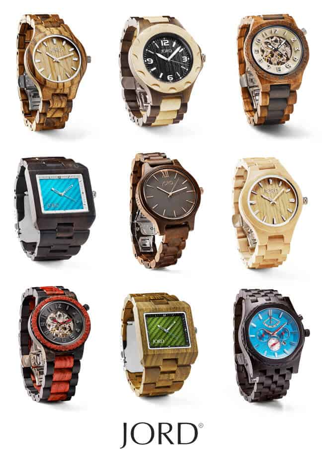 Good Quality Wood Watches for Men and Women