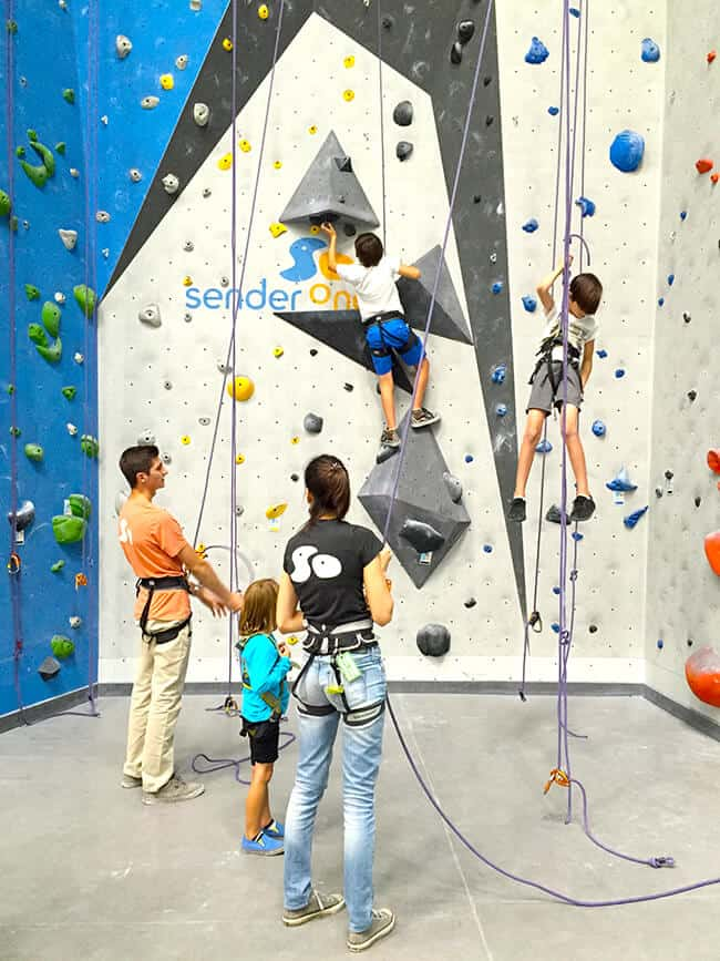 Orange County Rock Climbing Lessons