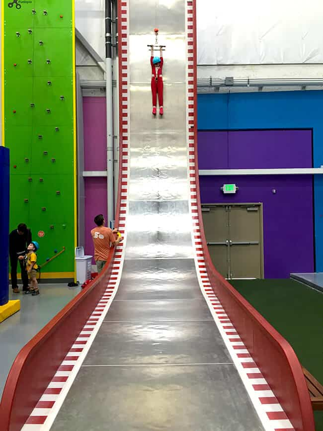 Sender City Giant Slide