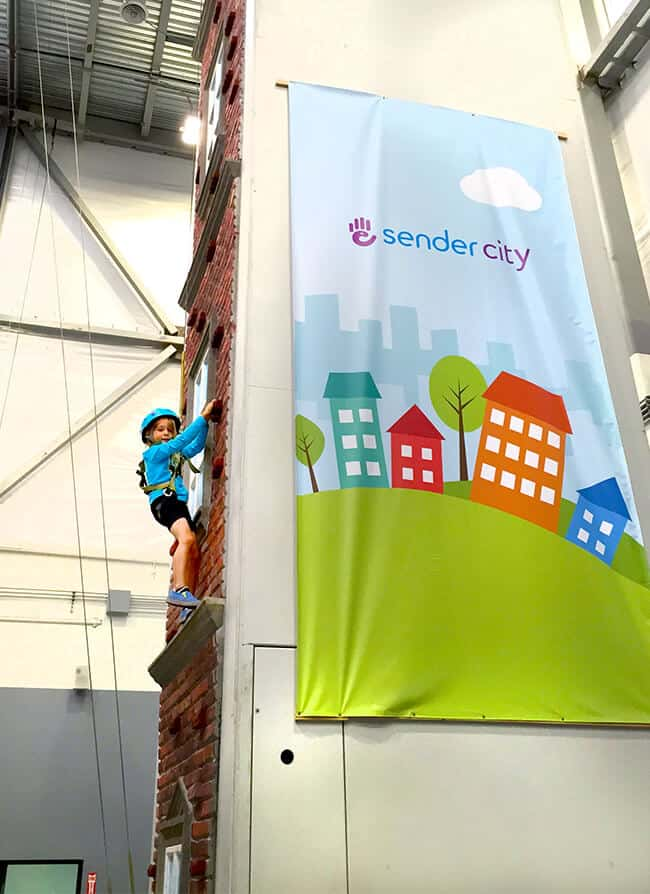 Sender City Summer Camp for Kids in Orange County