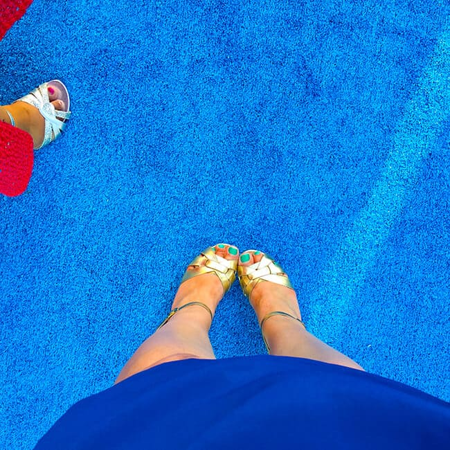 The Blue Carpet at the Finding Dory Premiere