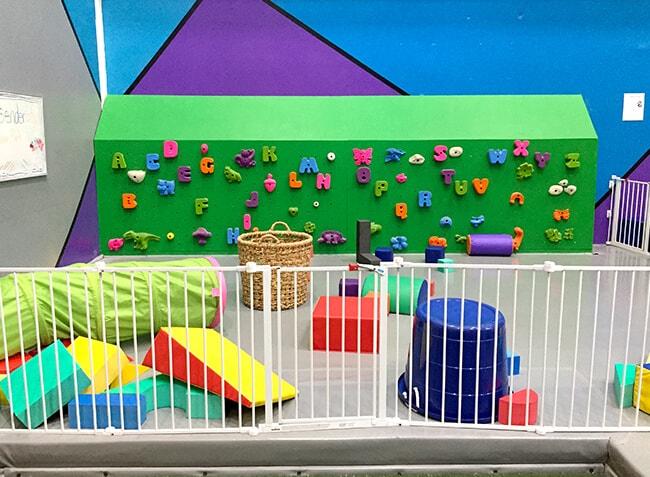 Toddler Area at Sender City