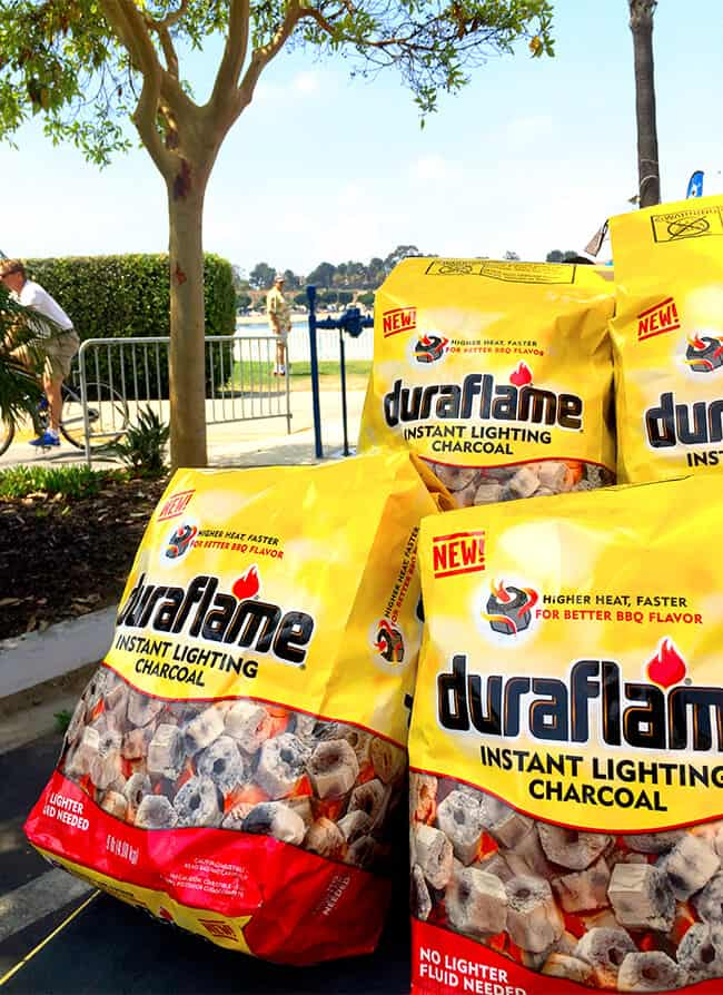 Duraflame Charcoal for grilling
