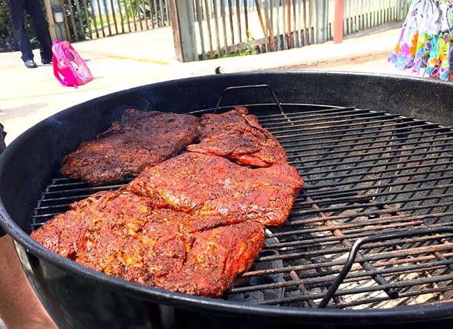 How to sear meat on the grill
