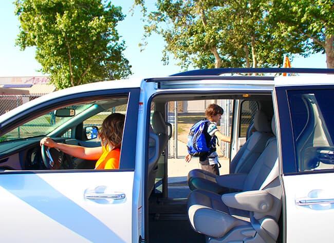 Orange County Kids Taxi Service