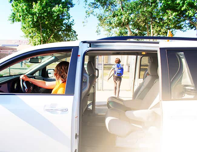 Safe Driving Service for Kids in Orange County