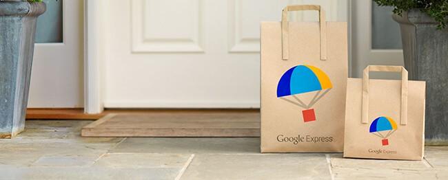 Google Express discount code