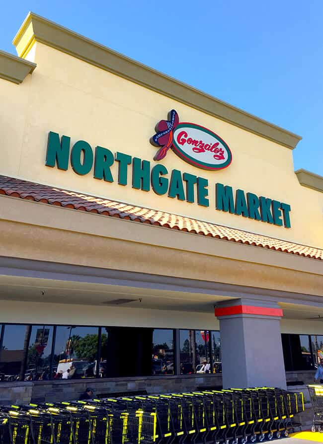 Grand Opening of Northgate Market in Anaheim