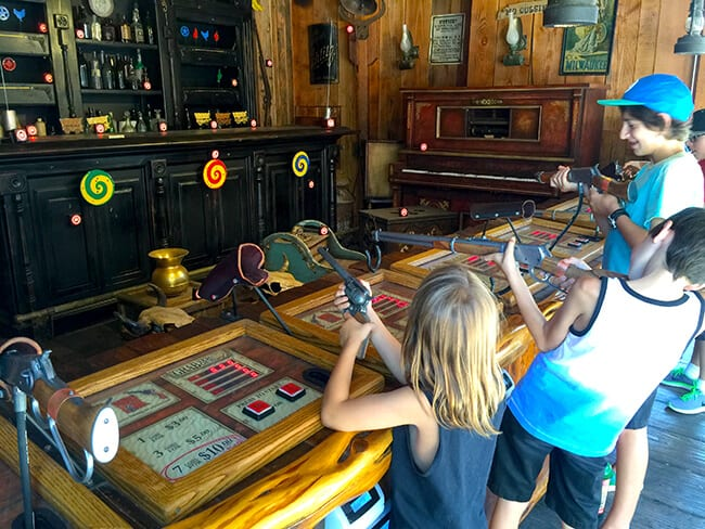 Knott's New Shooting Gallery