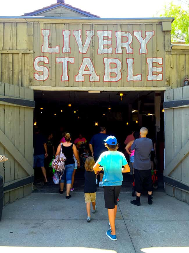 Knott's Stables