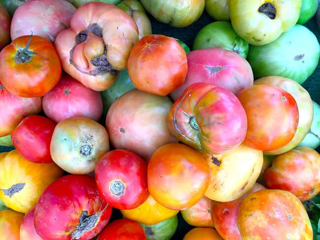 orange-county-farmers-market-heirloom-tomatoes