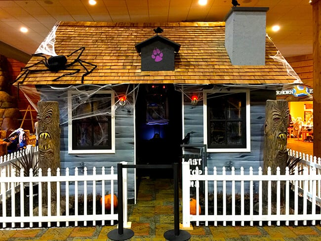 Halloween fun at great wolf lodge southern california - Great wolf lodge garden grove deals ...