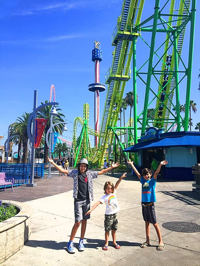knotts-berry-farm-rides