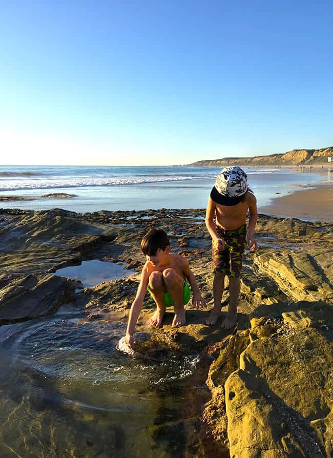 Family Visit To Crystal Cove Beach In Laguna Popsicle Blog