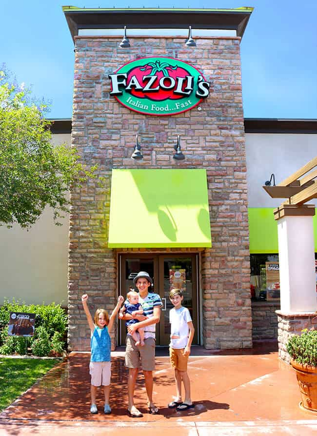 Fazoli's Italian Restaurant