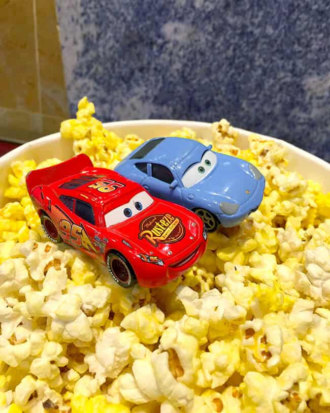 the best car movie for kids