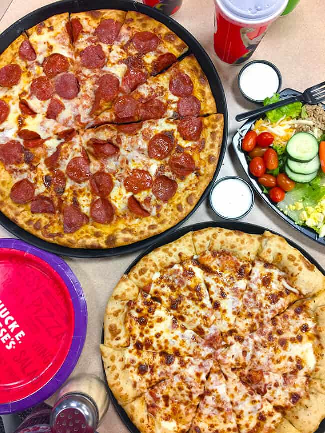 For a lot of people, the taste of Chuck E. Cheese's pizza is pretty much the taste of childhood, evoking those rare and happy times when your parents finally, finally gave in to your urgent.