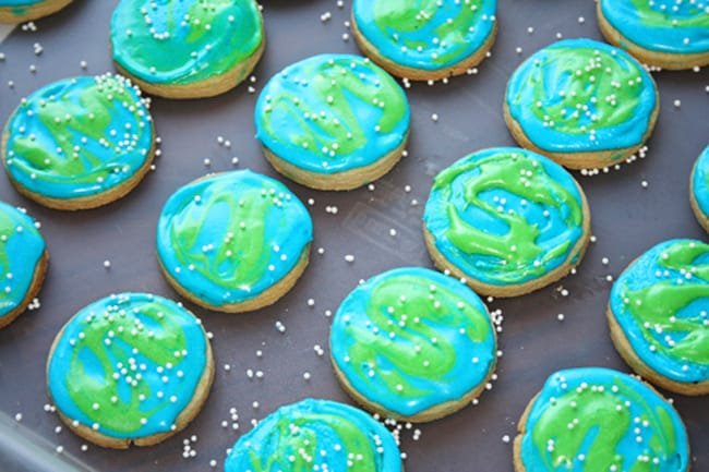 Easy Earth Day Cookies Recipe