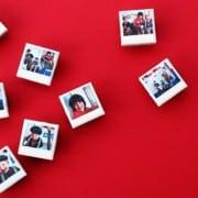 Polaroid Tiles