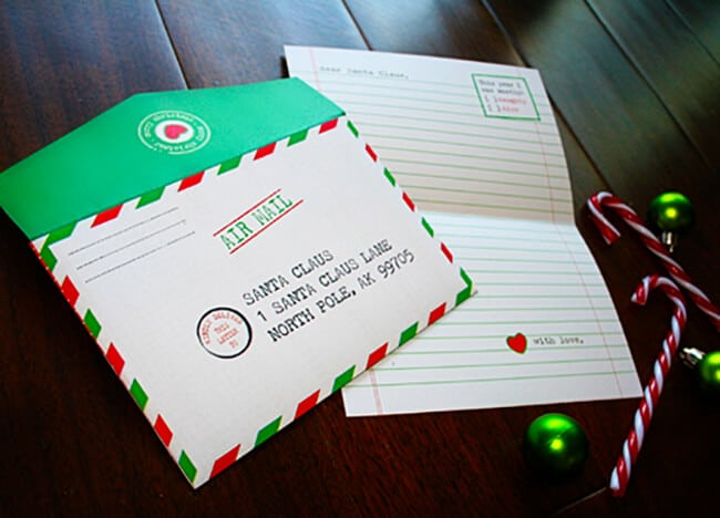 Santa Letter Printable_1_Sandy Toes and Popsicles
